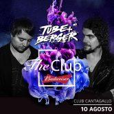 Tube & Berger – 10 de Agosto – The Club